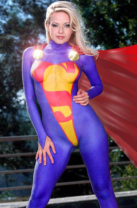 cosplay-sexy-10-Supergirl-new-look
