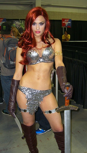 cosplay-sexy-Red-Sonja